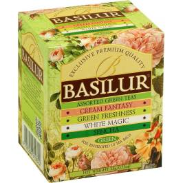 BASILUR Bouquet Assorted přebal 10x1,5g